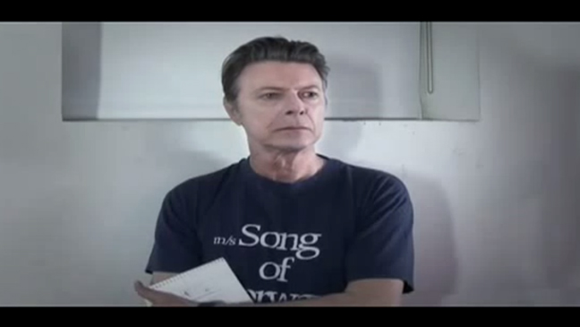 David Bowie where are we now video screengrab L