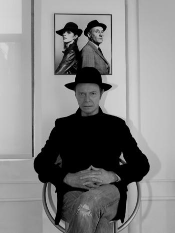 David Bowie PR 2013 P