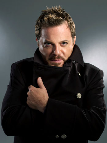 Eddie Izzard Portrait - P 2012