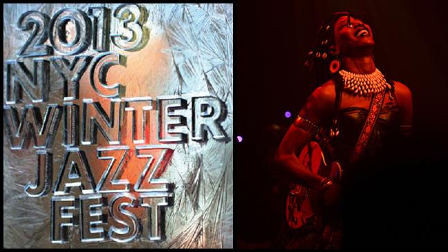 Fatoumata Diawara jazzfest split L