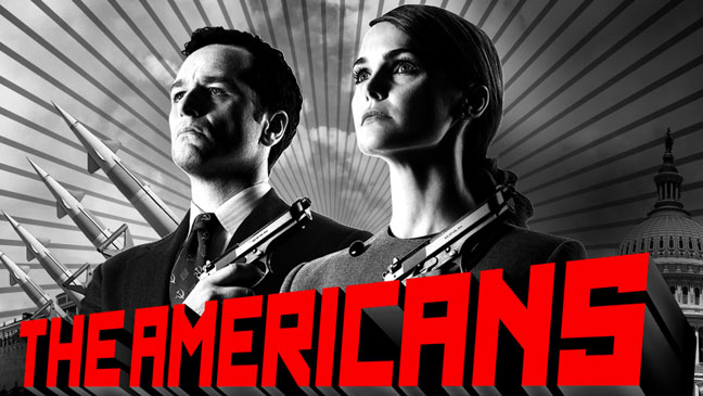 The Americans Key Art - P 2012