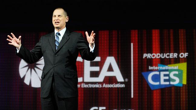 Gary Shapiro Speaking at CES - H 2013