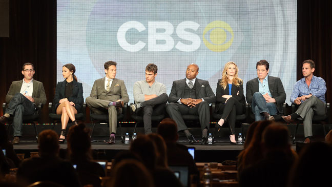 Golden Boy Winter TCA Panel - H 2013