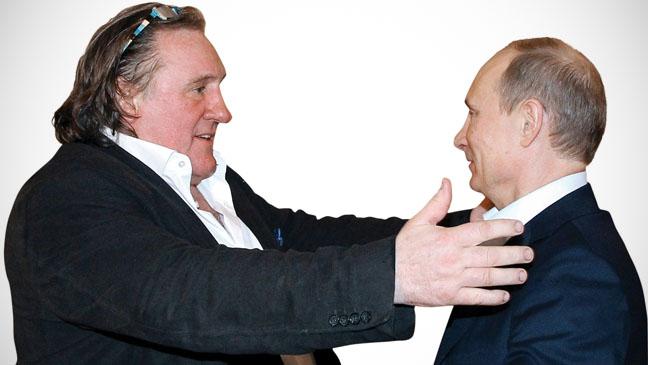 Gerard Depardieu Russia – H 2013