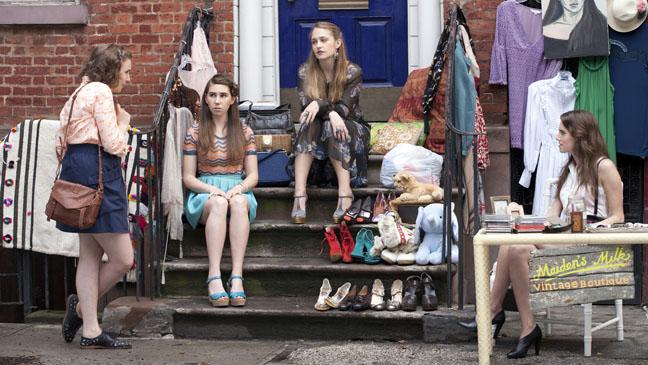 Girls season 2 Sidewalk Vintage Shop - H 2013