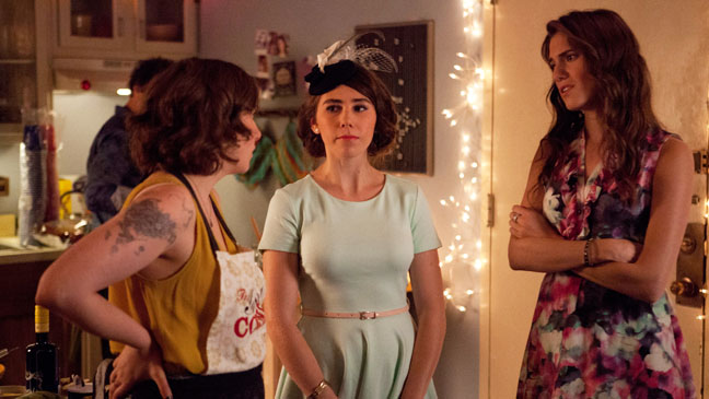 Girls Season 2 Episode 1 Girls in Kitchen - H 2013