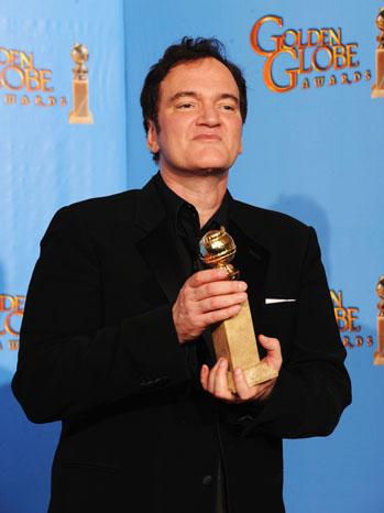 Golden Globes Quentin Tarantino Award - P 2013