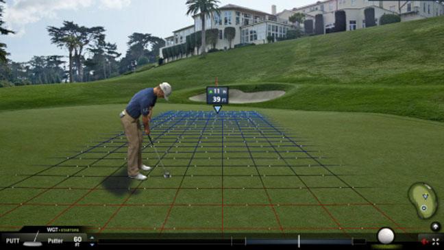 Golf Game Screen Grab - H 2012