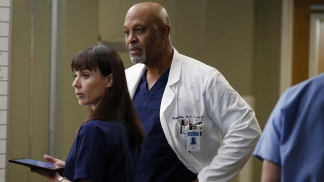 Grey's Anatomy Walking on a Dream - H 2013