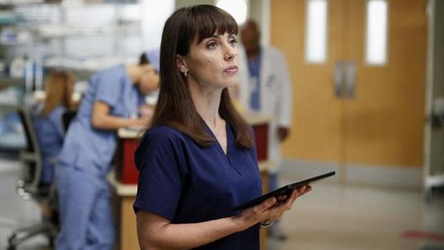 Grey's Anatomy Constance Zimmer - H 2013