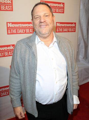Harvey Weinstein Inauguration Brunch - P 2012
