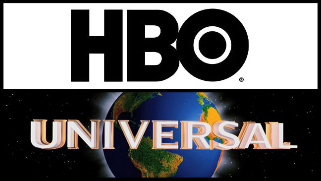 HBO Logo and Universal Pictures Logo - Split