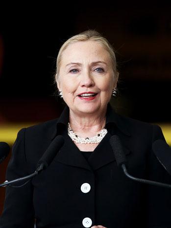 Hilary Clinton South Australia Speech - P 2013