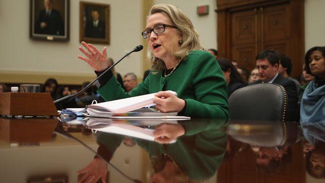 Hillary Clinton Benghazi Hearings - H 2013
