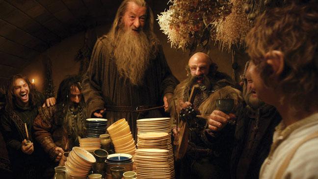 Hobbit Profits Report – H 2013