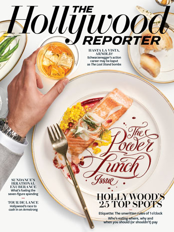 2013 Issue 4: Power Lunch