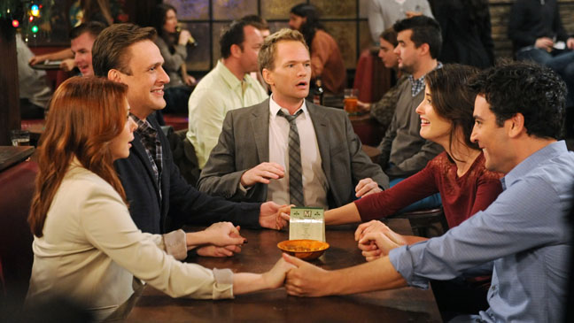 How I Met Your Mother Table Group - H 2013