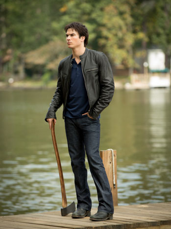 The Vampire Diaries Ian Somerhalder Episodic - P 2013