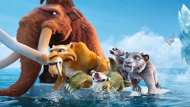 'Ice Age 4'