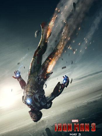 Iron Man 3 One Sheet - P 2013