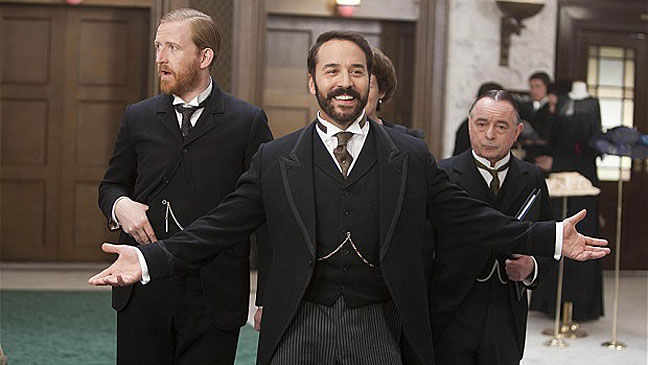Jeremy Piven Mr. Selfridge - H 2012