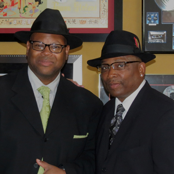 Jimmy Jam Terry Lewis signing 2013 P