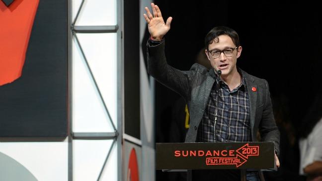 Joseph Gordon-Levitt Sundance - H 2013