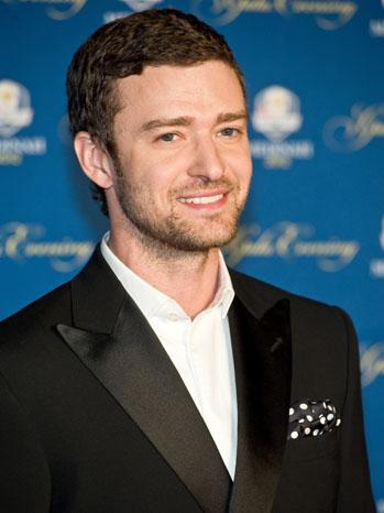 Justin Timberlake Ryder Cup Gala - P 2012