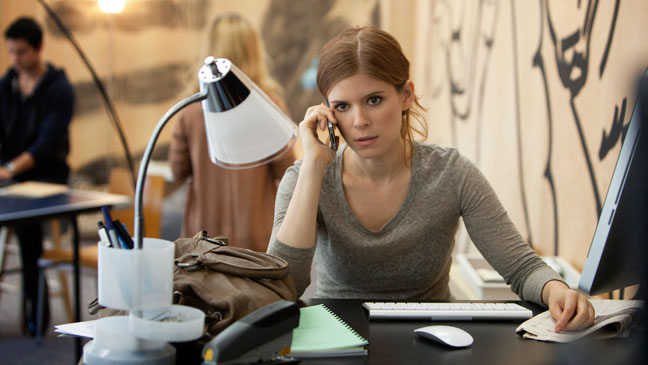 Kate Mara House of Cards Episodic - H 2013