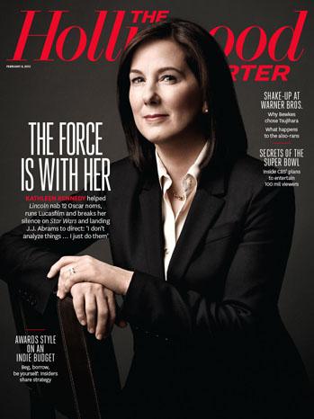 2013 Issue 5: Kathleen Kennedy