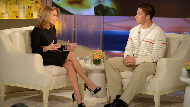 Manti Te'o on Katie - H 2013