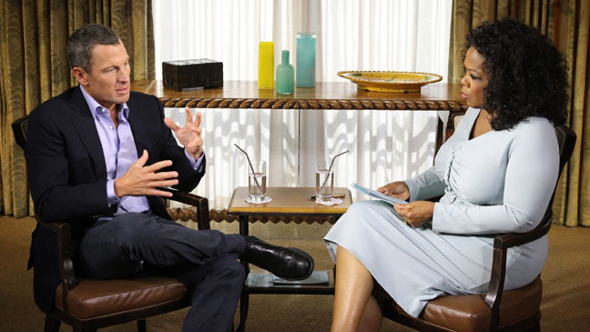 Oprah's Next Chapter Lance Armstrong Interview - H 2013