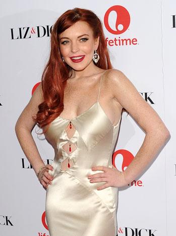 Lindsay Lohan SXSW - P 2013