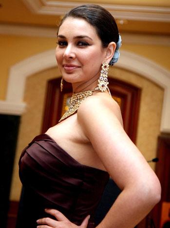 Lisa Ray Bollywood Actress - P 2012