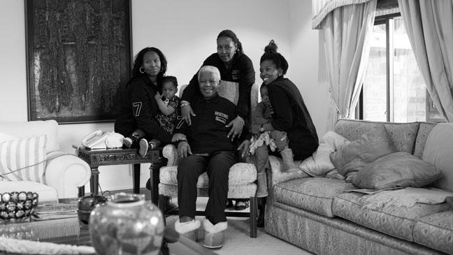 Mandela Family - H 2013
