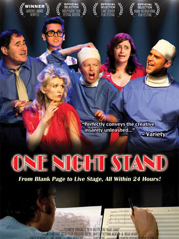 One Night Stand Poster - P 2013