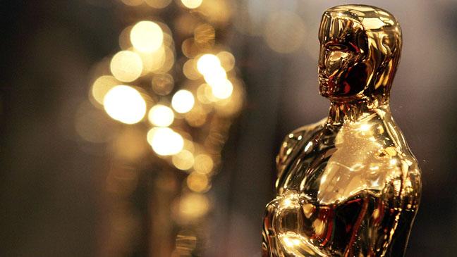 Oscar Statuette Generic Art - H 2013