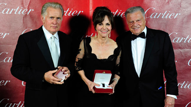 Palm Springs International Film Festival - Martin Sheen, Sally Field
