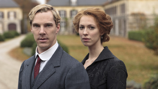 Parade's End Benedict Cumberbatch Rebecca Hall - H 2013