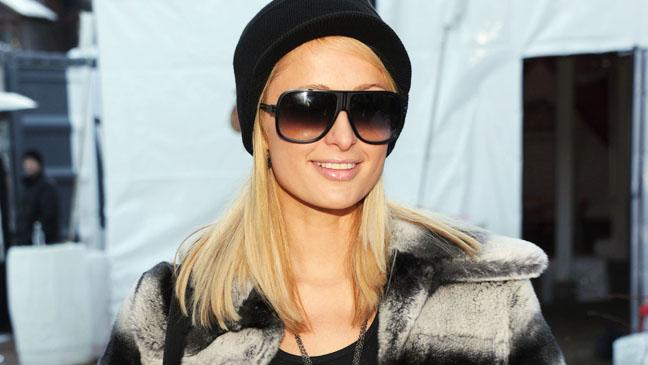 Paris Hilton Sundance Film Festival - H 2013