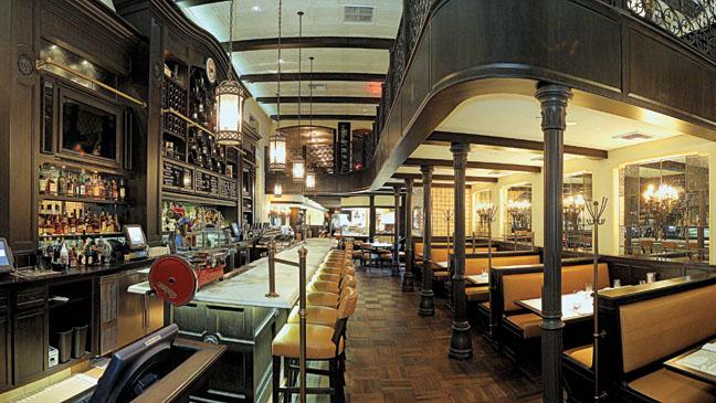 Pasadena TCA Dining - H 2012