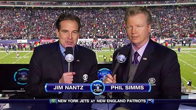Phil Sims and Jim Nantz - H 2013