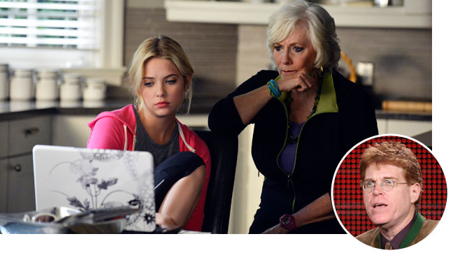 Pretty Little Liars January 8th Oliver Goldstick - H 2012