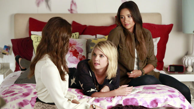 Pretty Little Liars Misery Loves Company - H 2013