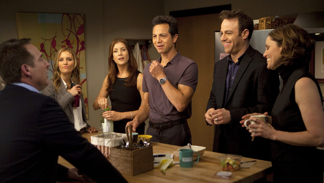 Private Practice Drifting Back Cast in Kitchen - H 2013