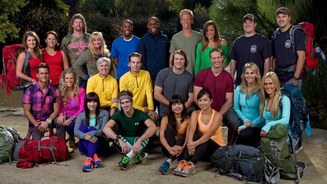 The Amazing Race Season 22 Cast - H 2012