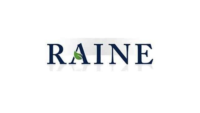 Raine logo H