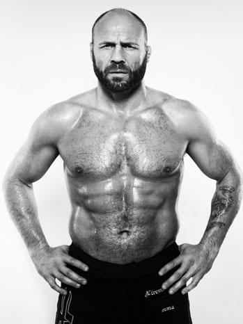 Randy Couture Portrait - P 2013