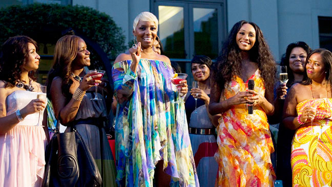 The Real Housewives of Atlanta NeNe's Party - H 2013