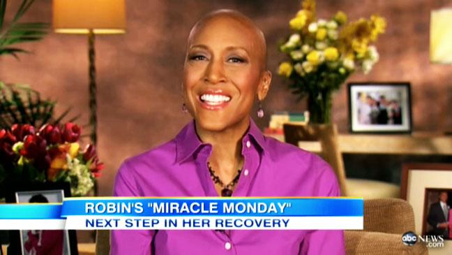 Robin Roberts Miracle Monday - H 2013
